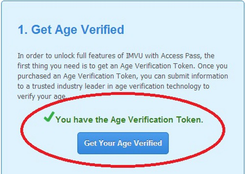 Once Your Order Is Complete You Can Provide Required Information To Verify Your Age Simply Go To The Access Pass Page And Click On Get Your Age Verified