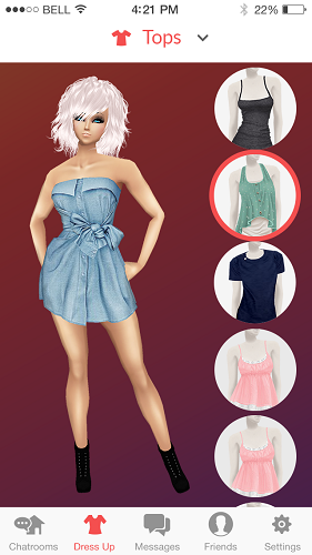 IMVU - View topic - IMVU Mobile: In App stores and on all mobile