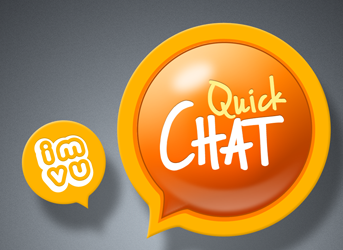 imvu quick chat