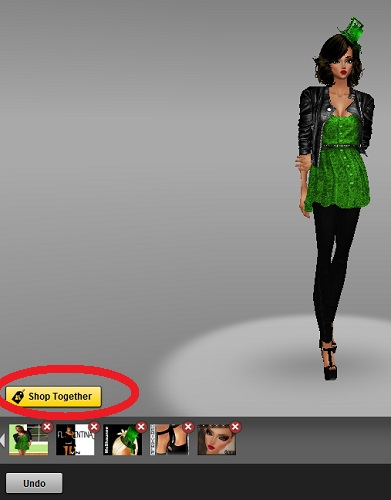 IMVU - View topic - Shop Together with someone! Available now