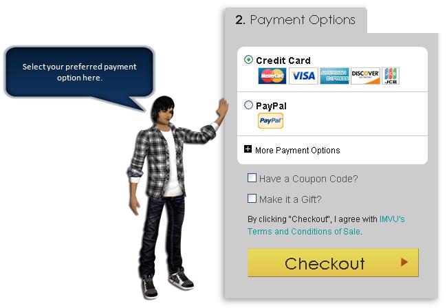 Imvu register name free