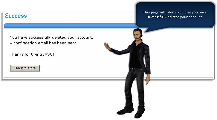 How to Delete Your Account