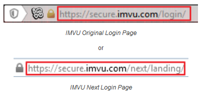 How to protect your IMVU account from being scammed or stolen!