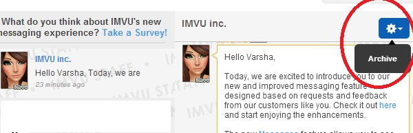 IMVU - View topic - Introducing: New and Improved Messages!