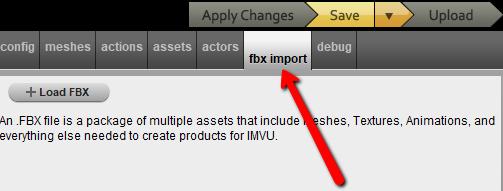 Importing FBX to Create – IMVU Create
